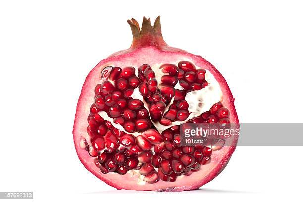 pomegranate seeds - pomegranate stock pictures, royalty-free photos & images