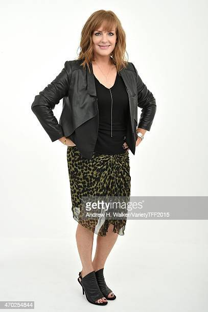Pomeroy from Live From New York appears at the 2015 Tribeca Film Festival Getty Images Studio on April 17 2015 in New York City