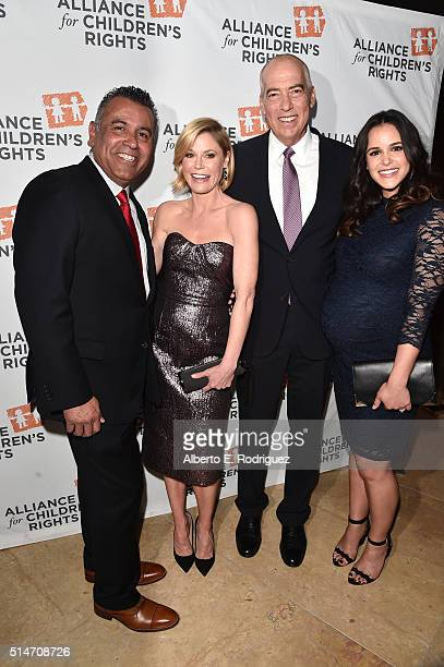 Pomona Unified School District Superintendent and honoree Richard Martinez actress Julie Bowen Fox Television Group Chairman/CEO and honoree Gary...