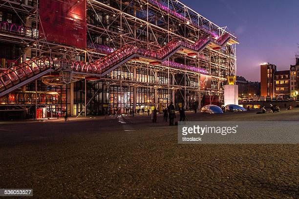 pompidou centre - centre georges pompidou stock pictures, royalty-free photos & images