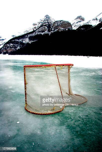 Pond Hockey on a big rink