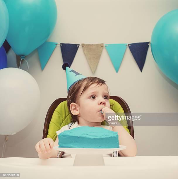 Pondering seinem Geburtstag