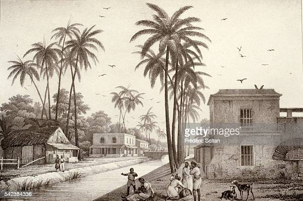 Pondicherry was the main port of the French establishment in India during the 18th century | Location Union Territory of Pondicherry India