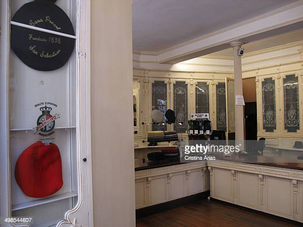 Ponsol House is a traditional hat shop located in the old town of San Sebastian which has over one hundred and seventy years selling berets and other...