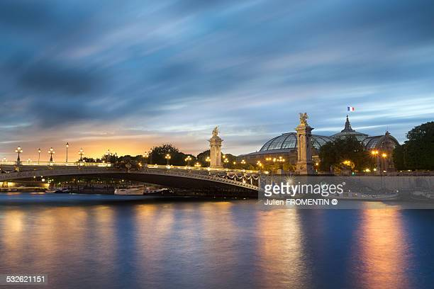 Pont Alexandre III & Le Grand Palais
