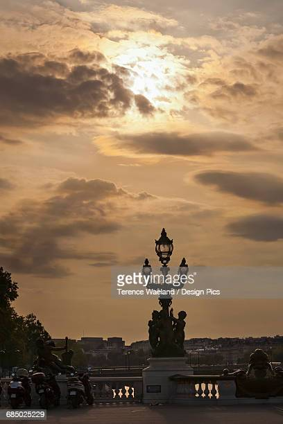 pont alexandre iii - terence waeland stock pictures, royalty-free photos & images