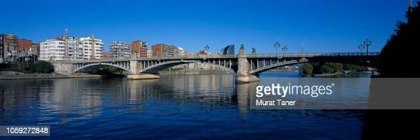 pont de fragnee bridge in liege - liege stock pictures, royalty-free photos & images