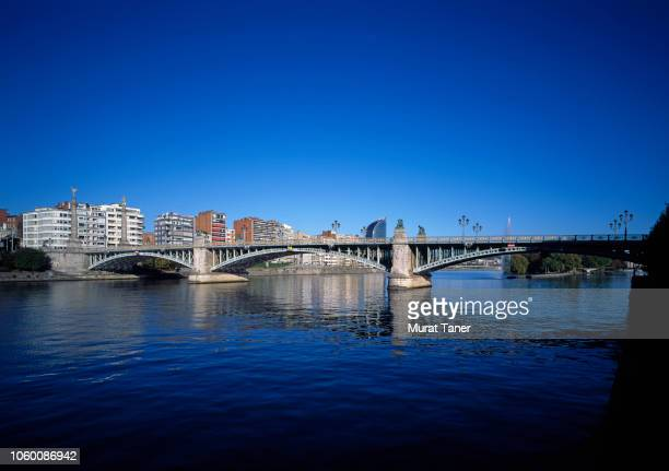 pont de fragnee bridge in liege - liege stock pictures, royalty-free photos & images