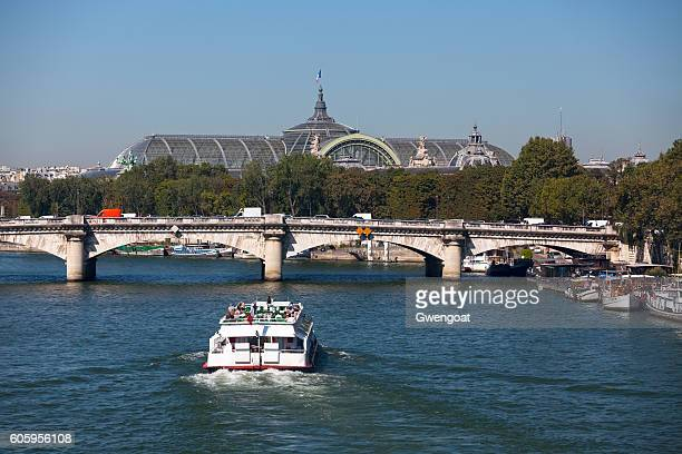 Pont de la Concorde and the Grand Palais