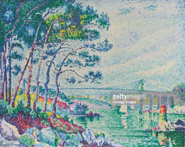 Pont de LÈzardrieux 1925 Private Collection