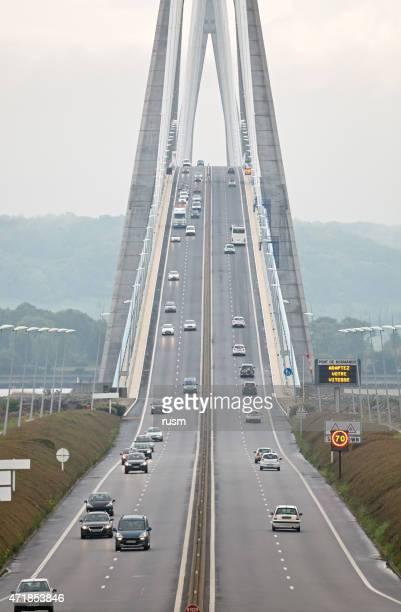 Pont de Normandie, Northern Frankreich