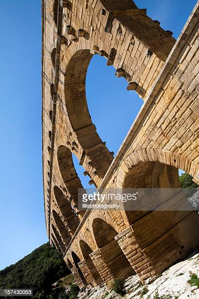 Pont du Gard at Nimes France