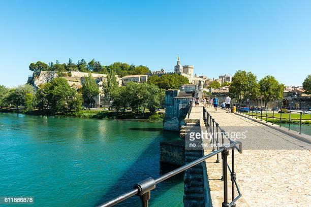 Pont Saint-Bénezet à Avignon