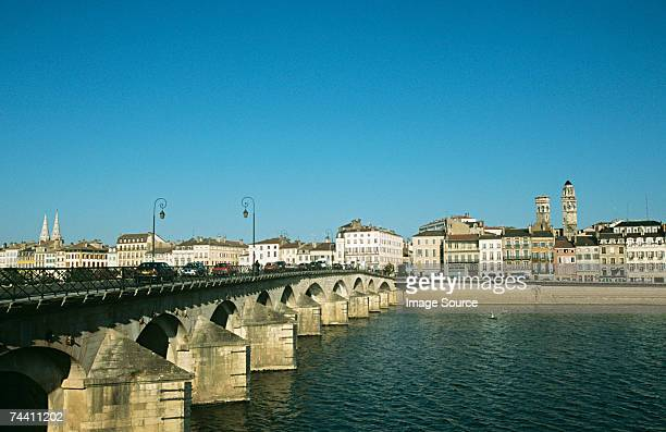 Pont st laurent macon france