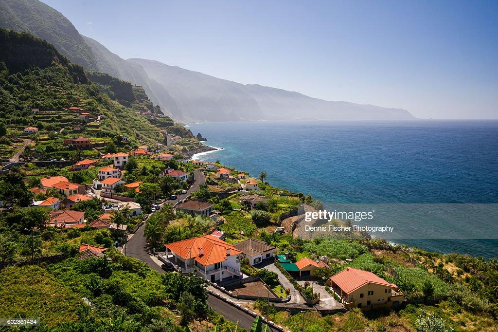 Ponta Delgada - Madeira : Stock Photo