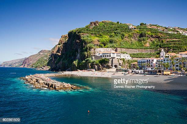 ponta do sol - madeira - lareira stock pictures, royalty-free photos & images