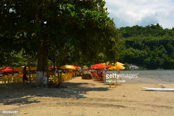 Pontal Beach in Town of Paraty, Rio de Janeiro