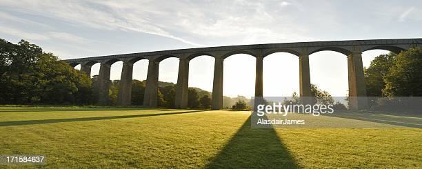 Pontcysyllte Aqueduct at Sunrise