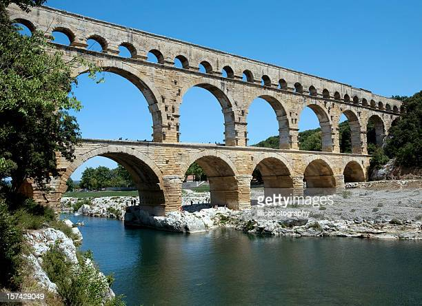 Pont-du-Gard near Nimes France