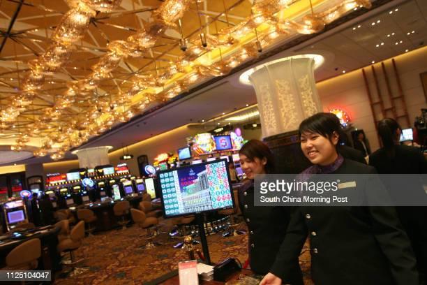 Ponte 16 Resort, Macau opens today. Ponte 16 Resort, Macau, Rua do Visconde Paco de Arcos, Macau. 01 FEBRUARY 2008