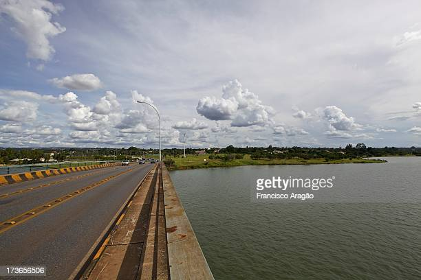 ponte costa e silva - brasília - ブラジリア連邦直轄区 ストックフォトと画像