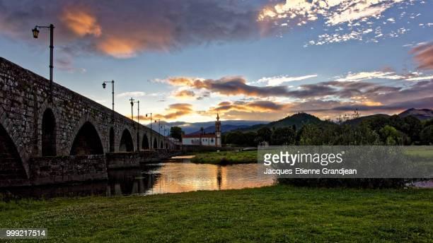 Ponte de Lima Sunset - 16/9