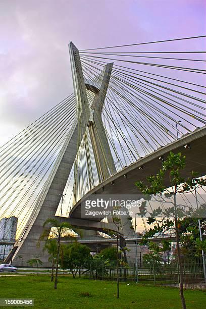 Ponte Estaiada em Morumbi