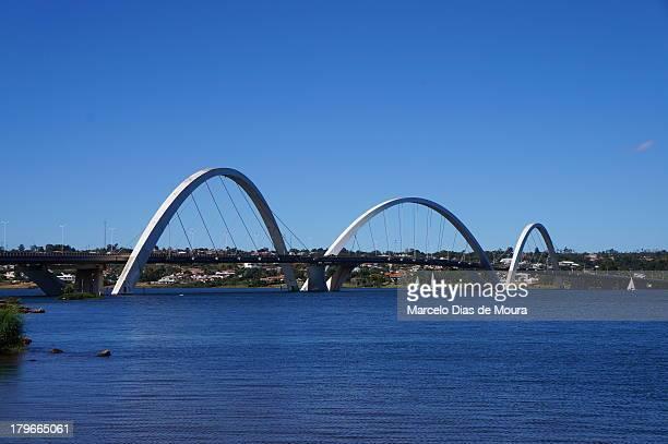 Ponte JK - Lago Paranoá