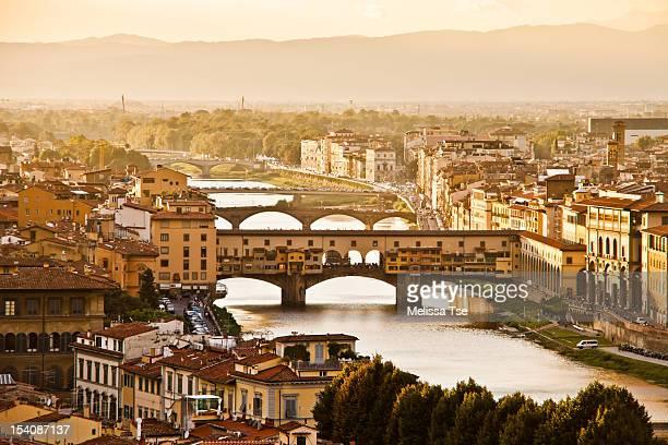 Ponte Vecchio from Piazzale Michelangelo