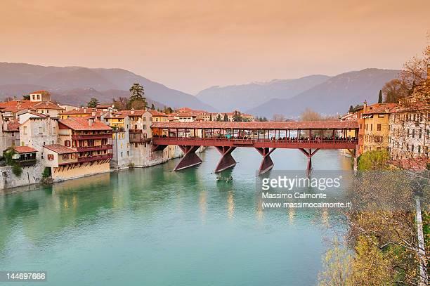 Ponte Vecchio in Bassano