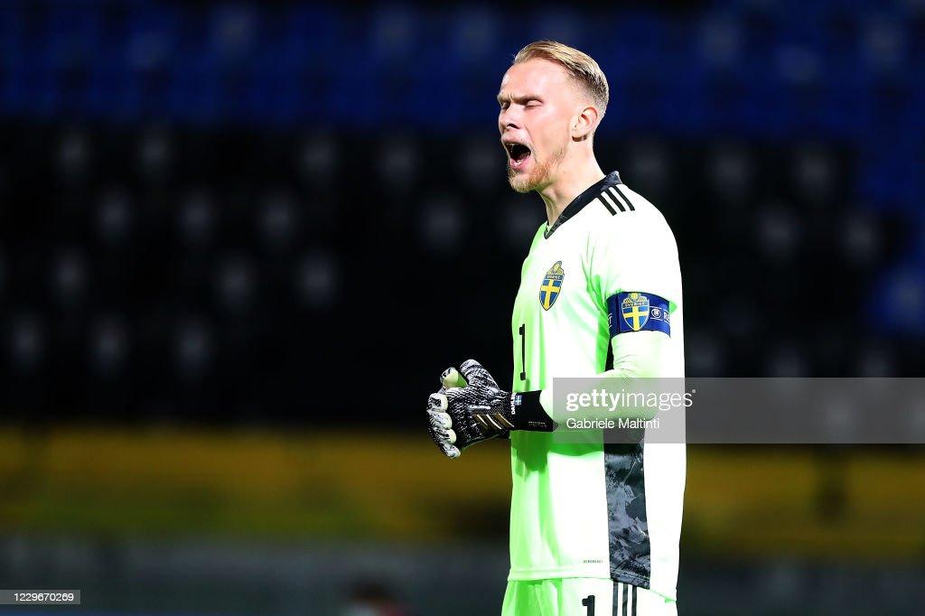 Italy U21 v Sweden U21 - UEFA Euro Under 21 Qualifier : News Photo