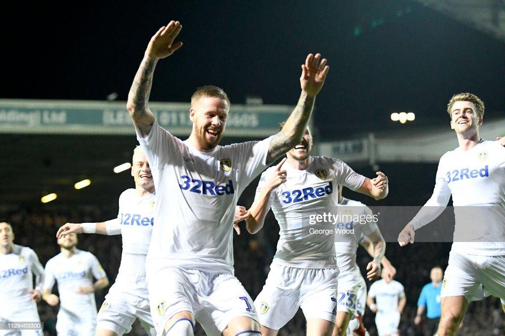 Leeds United v Swansea City - Sky Bet Championship : News Photo