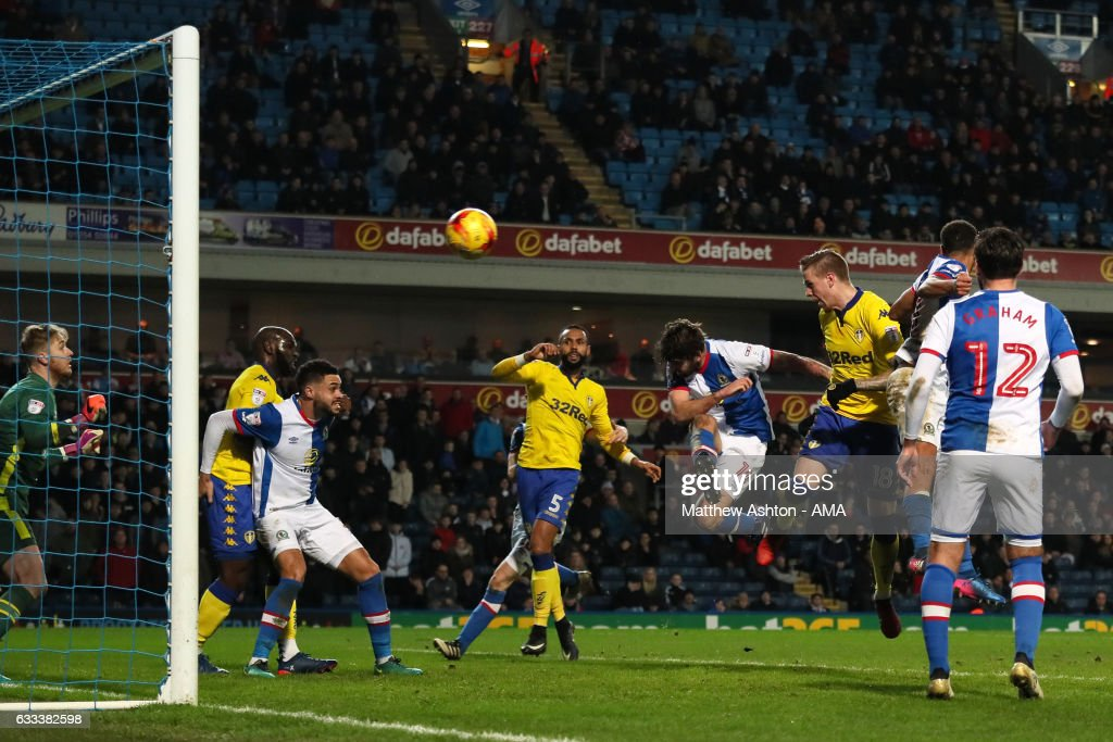 Blackburn Rovers v Leeds United - Sky Bet Championship : News Photo