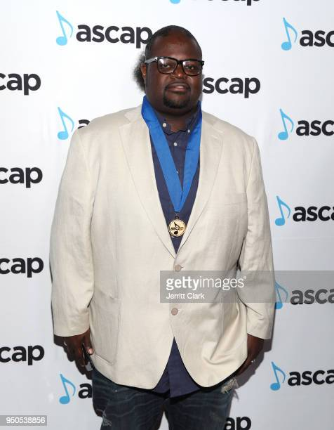 Poo Bear attends the 2018 ASCAP Pop Music Awards at The Beverly Hilton Hotel on April 23 2018 in Beverly Hills California