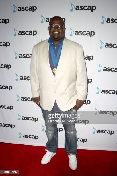 Poo Bear attends the 35th Annual ASCAP Pop Music Awards at The Beverly Hilton Hotel on April 23 2018 in Beverly Hills California