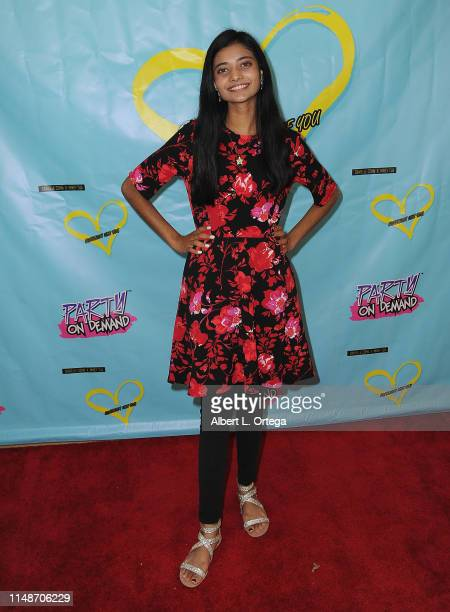 Pooja Kylasa attends the Release Party For Dani Cohn And Mikey Tua's Song Somebody Like You held at The Industry Loft on June 8 2019 in Los Angeles...
