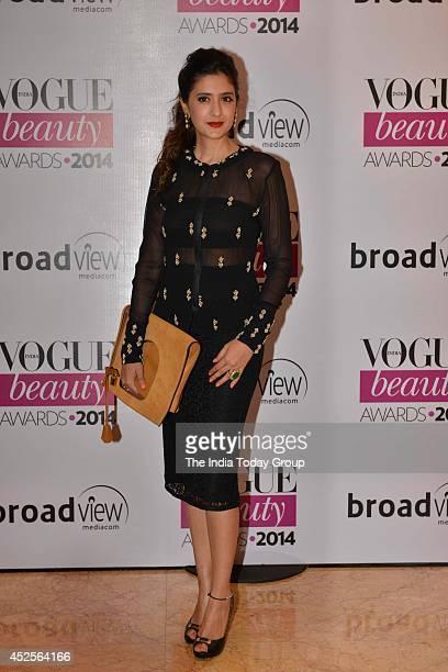 Pooja Makhija at Vogue Beauty Awards in Mumbai