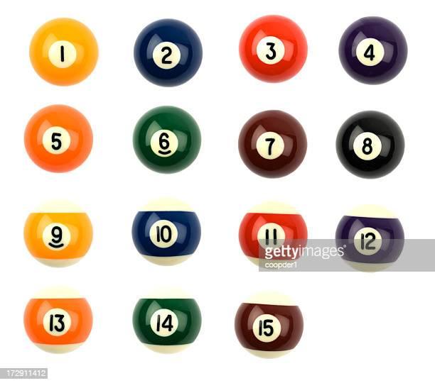 Pool balls XXL