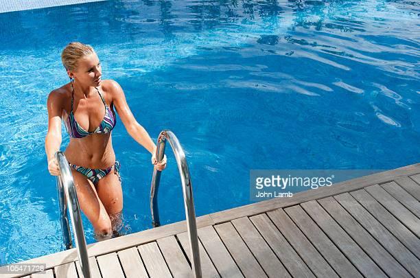 Pool body