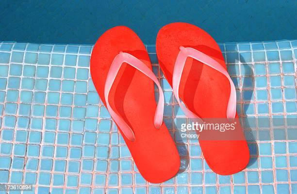 Flip Flops piscina