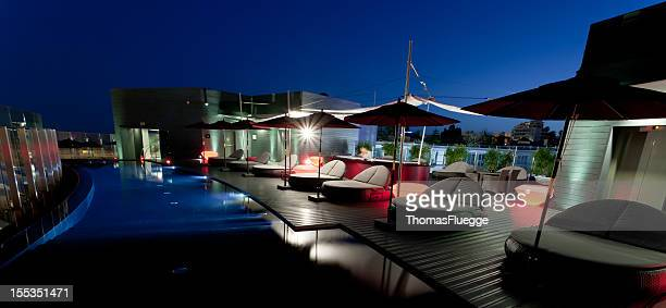 Pool on the Roof