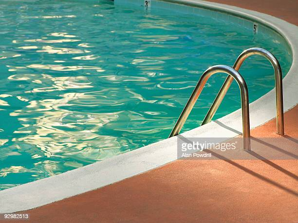 pool rails - swimming pool stock pictures, royalty-free photos & images