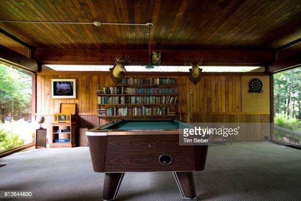 Pool Room at Lake Resort