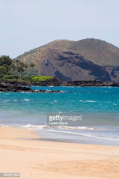 Po'olenalena Beach, South West Maui.