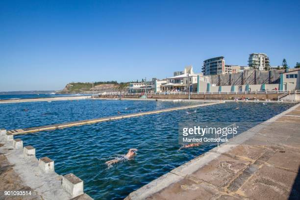 pools at Newcastle Ocean Baths