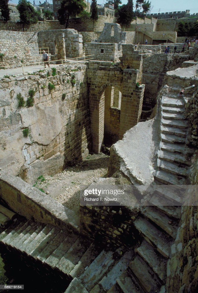Pools Of Bethesda Stock Photo - Getty Images