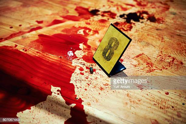 pools of blood - murder stock pictures, royalty-free photos & images