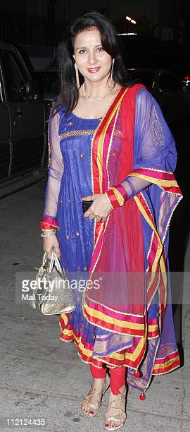 Poonam Dhillon at Baisakhi celebrations at Shanmukhananad Hall in Mumbai on April 10 2011