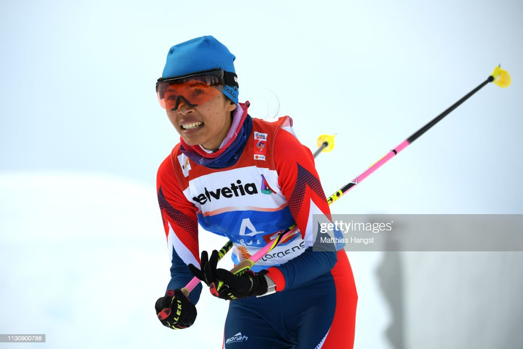 AUT: FIS Nordic World Ski Championships - Ladies 5km Individual Classic Qualification