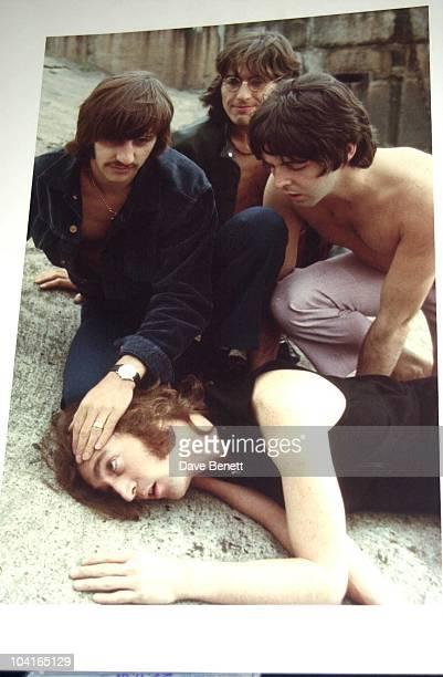 Pop Auctioneers Fleetwoodowen.com Held An Important Beatles Sale, At Bill Wyman's Sticky Fingers Restaurant, Itself Full Of Rolling Stones...